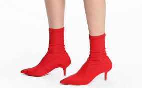 estilo calcetin