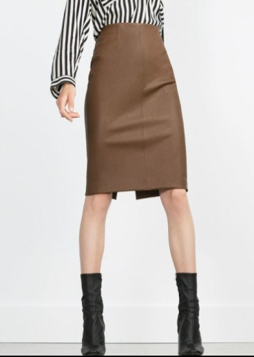 falda piel1