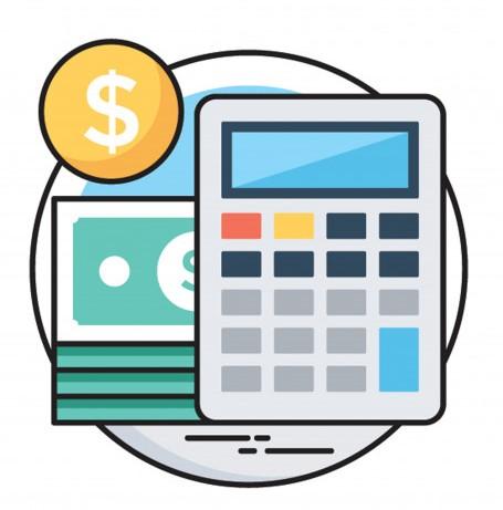 presupuesto-plano-vector-icono_9206-444